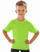 Junior Performance Aircool Tee
