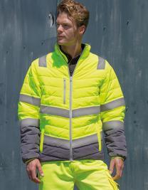 Men´s Soft Padded Safety Jacket
