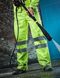 Pro Hi-Vis Packaway Trousers